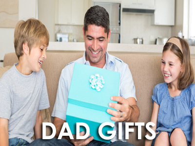 Dad Gifts for School Holiday Santa Shops