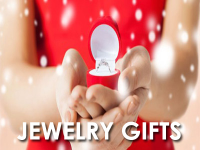 Jewelry Gift Items - Necklaces, Rings - Holiday Shop