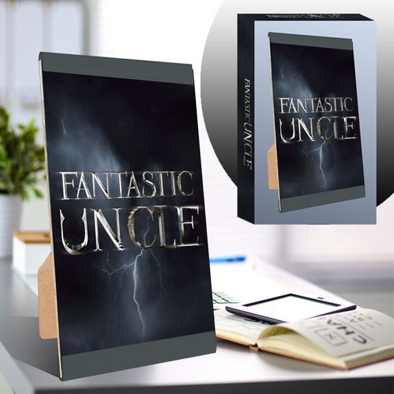 Fantastic Uncle Plaque