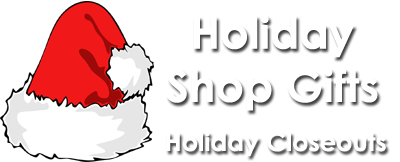 Holiday Shop Gifts Logo