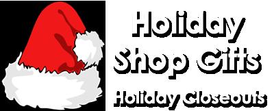 Holiday Shop Gifts Logo