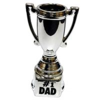Dad Silver Trophy - Dad Gifts - Santa Shop Gifts