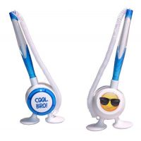 Cool Brother Emoji Pen with Stand - Brother Gifts - Santa Shop Gifts