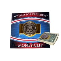 My Dad for President Money Clip - Dad Gifts - Santa Shop Gifts