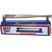 MVP Dad Bat Plaque - Dad Gifts - Santa Shop Gifts