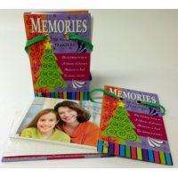 Memories Photo Book - Christmas - Holiday Gifts - Santa Shop Gifts