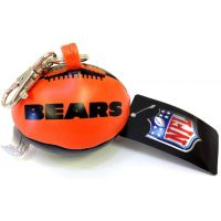 Vinyl Key Chain - Chicago Bears - Sports Team Logo Gifts - Santa Shop Gifts