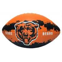 Chicago Bears NFL 7 Inch Action Football - Sports Team Logo Gifts - Santa Shop Gifts