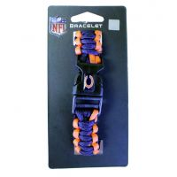 Chicago Bears NFL Survivor Bracelet - Sports Team Logo Gifts - Santa Shop Gifts