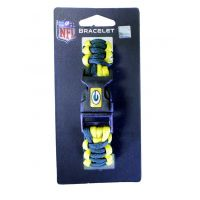 Packers NFL Survivor Bracelet - Sports Team Logo Gifts - Santa Shop Gifts