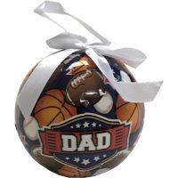 Dad Ornament - Dad Gifts - Santa Shop Gifts