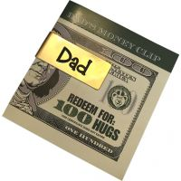 Dad Money Clip - Dad Gifts - Santa Shop Gifts
