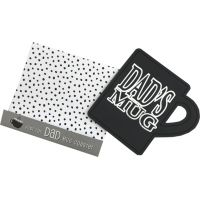 Dad Drink Coaster - Dad Gifts - Santa Shop Gifts