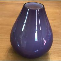 Glass Teardrop Vase - Gifts For Women - Santa Shop Gifts