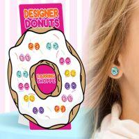 Donut Earrings - Jewelry Gifts - Santa Shop Gifts