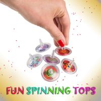 Fun Spinning Top - Gifts For Boys & Girls - Santa Shop Gifts