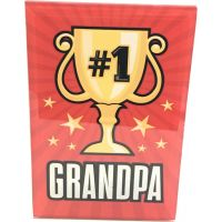 Grandpa Plaque - Grandpa Gifts - Santa Shop Gifts