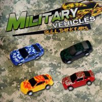 Military Pull Back Car - Gifts For Boys & Girls - Santa Shop Gifts