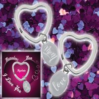 Marvelous Mom Key Chain - Mom Gifts - Santa Shop Gifts