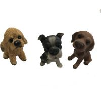 Mini Pet Dog Figurine - Gifts For Boys & Girls - Santa Shop Gifts