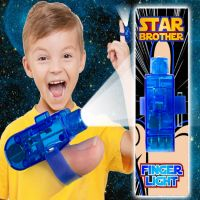 Star Brother Finger Light - Brother Gifts - Santa Shop Gifts