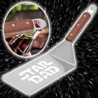 Star Dad 14'' BBQ Spatula - Dad Gifts - Santa Shop Gifts