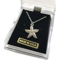 Starfish Necklace - Jewelry Gifts - Santa Shop Gifts