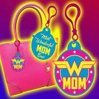 Wonderful Mom Clip - Mom Gifts - Santa Shop Gifts