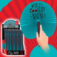 World's Coolest Mom Fan - Mom Gifts - Santa Shop Gifts